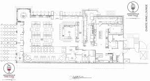 floor plan bar bar floor plans elegant restaurant floor plan layout sle