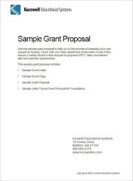 sample proposal cover letter template