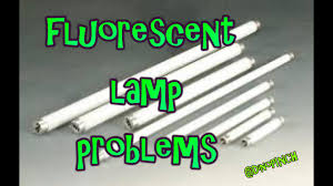 fluorescent bulb problems a simple how to video youtube