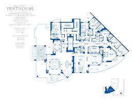 Ritz Carlton Floor Plans by Penthouse The Ritz Carlton Residences Singer Island