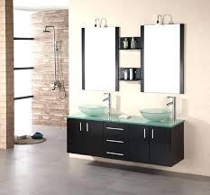 60 double sink bathroom vanity design element hudson 60 inch