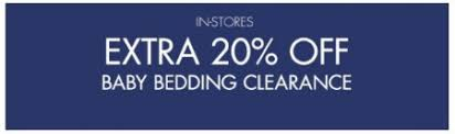 sale at pottery barn kids