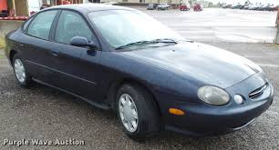 1998 ford taurus item k3683 sold october 19 kansas depa