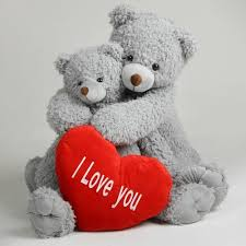 valentines bears sugar kisses s teddy bears with heart i you woolly