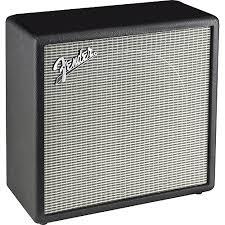 guitar speaker cabinets fender super ch 112 1x12 guitar speaker cabinet black