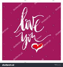 happy valentines day greeting card love stock vector 556123297
