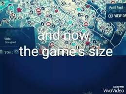 map size comparison assassin s creed unity map size and comparisons gta v and