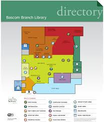 san jose library map bascom branch library san jose library