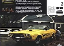 Dodge Challenger 1972 - dodge challenger forty years of a dodge muscle car legend cartype