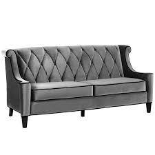 Grey Silver Sofa Grey Velvet Sofa U2013 Massagroup Co