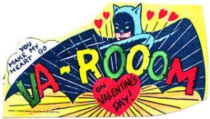 batman valentines these 1966 batman valentines are romantically