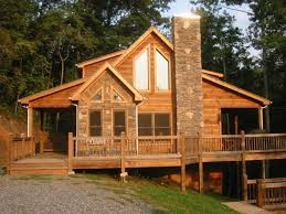 pictures of log cabins with wrap around porch friendly