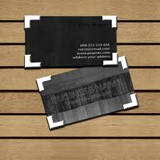 business card templates word business card
