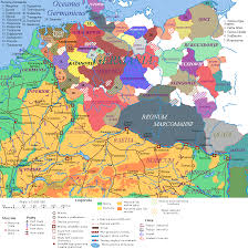 germania map maps germania major tourist attractions maps
