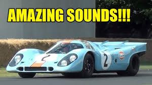 porsche 917 invasion amazing sound youtube