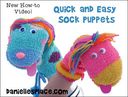 puppet crafts kids can make