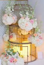 Decorative Bird Cages For Centerpieces by 219 Best Bird Cage Wedding Images On Pinterest Birdcage Decor