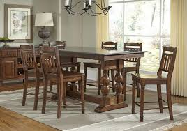 Counter Height Dining Room Sets Lacks Andover 5 Pc Counter Height Dining Set
