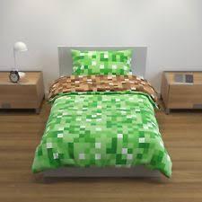 Minecraft Comforter Set Mindcraft Bedding Best 25 Minecraft Bedding Ideas On Pinterest Bed