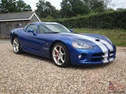 Dodge Viper 2006 - dodge viper srt 10 coupe 2006 le mans blue silver stripes 1owner