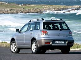mitsubishi cars 2003 mitsubishi outlander eu 2003 picture 30 of 98