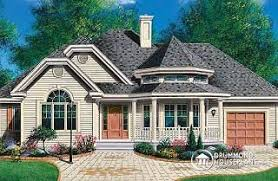 One Level Houses One Story House Plans With Garage U0026 One Level Homes With Garage