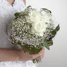 baby s breath bouquet roses and baby s breath bouquet flowers by lili in englewood nj