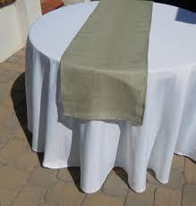 sage green table runner burlap table runner sage green burlap wedding shower party home