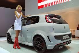 2011 frankfurt auto show abarth punto 500 cabrio italia u0026 695