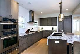 Light Gray Kitchen Walls Grey Kitchen Walls Dark Cabinets 46 Kitchens With Dark Cabinets