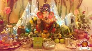 Home Ganpati Decoration Sonal Manmohan Home Ganpati Decoration Video U0026 Ideas Www Ganpati