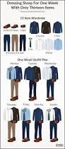 Wardrobe Clothing 32 Essential Wardrobe Items For Men