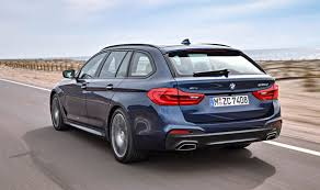 bmw g10 bmw 5 series 2017 touring model released along with price