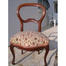 chaises louis philippe chaise de style louis philippe achat et vente priceminister