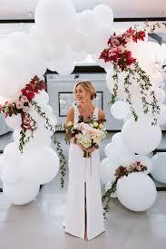 wedding backdrop trends trend alert 20 prettyperfect balloon decor ideas wedding