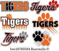 3 115 tiger paw posters and prints barewalls