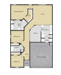 Trinity Custom Homes Floor Plans Trinity Plan At Bauer Landing In Hockley Texas By Lgi Homes