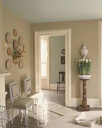 our favorite colors hallway walls trim work and martha stewart