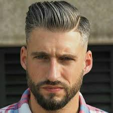 shaved back and sides haircut 50 charming slick back hairstyles for men men hairstyles world