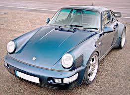 1990 porsche 911 blue mad 4 wheels 1990 porsche 911 964 turbo 3 3 best quality