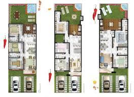 Small Casita Floor Plans 143 Best Plantas Arquitectonicas Images On Pinterest Small