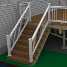 hand railings for stairs outside biocert
