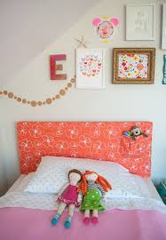 how to make a headboard slipcover with storage pocket merriment