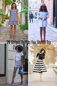 styling kenyan how to style stripes outfit striped outfit styling striped