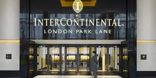 london hotels intercontinental london park lane hotel in london