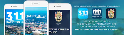 hampton va official website official website