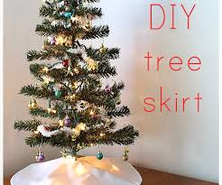 Black Tree Skirts How To Make A Tree Skirt 8 Steps With Pictures