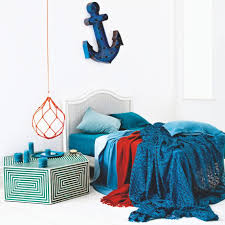 What Color Accent Wall Goes With Baby Blue Walls Teal And Grey Bedroom Ideas Blue Colour Schemes Ideal Home