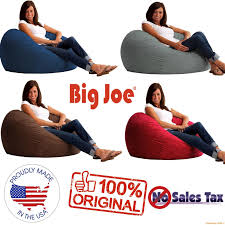 Big Joe Bean Chair Sofa Bean Bag