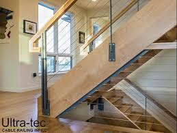 Interior Cable Railing Kit Cable Railing Residential Photo Gallery Ultra Tec Cable Railing